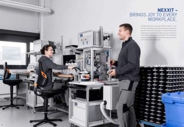 Bimos Nexxit Laboratoriumstoel 9033  BIMOS-9033 1