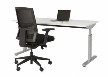 Orange Office bureau Quick 120 x 80 cm   OOQ128 0