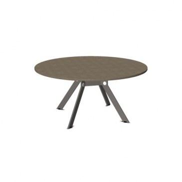 Febru Spider vergadertafel rond 160 cm  351600 0