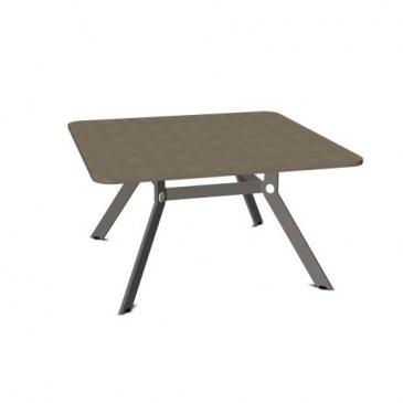 Febru Spider vergadertafel vierkant 140 x 140 cm  351414 0
