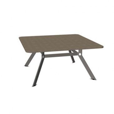 Febru Spider vergadertafel vierkant 160 x 160 cm  351616 0