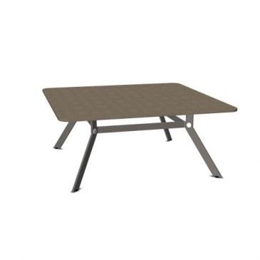 Febru Spider vergadertafel vierkant 180 x 180 cm  351818 0