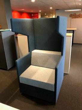 Outlet Design Stoelen.Febru Places Loungestoel 80 X 80 Cm Stoelen Zitten