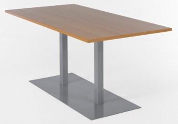 NPO Vergadertafel 160 x 80 cm  KO1608VK 0