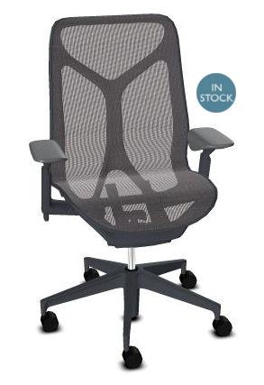 Herman Miller COSM bureaustoel grafiet  FLC153SFH G1 G1 G1 BKS BK 84501 0