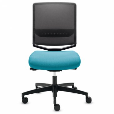 Dauphin My-Self bureaustoel mesh  MY 79200 0