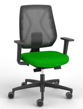 Dauphin Speed-o bureaustoel zwart SP76195  SP76195ZW 0