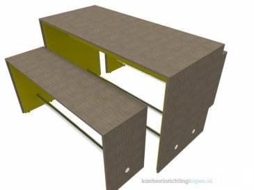 Febru Meeting tafel 180 x 80 x 105 cm  561818 1