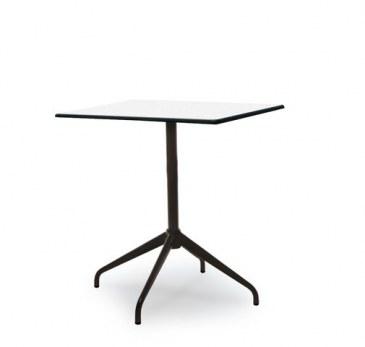 Flötotto Pro 4-poots vierkante vergadertafel  1007.06.98 0