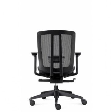 Bowerkt bureaustoel FYC 216D- Synchro 4    FYC 216D - Synchro 4 2
