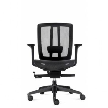 Bowerkt bureaustoel FYC 216D- Synchro 4    FYC 216D - Synchro 4 1