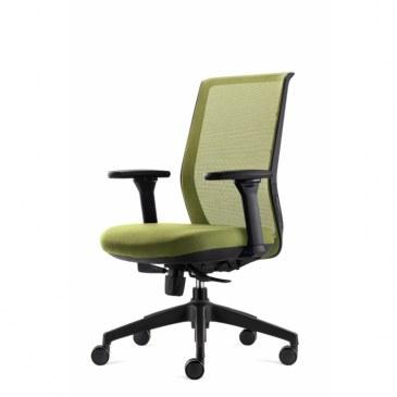 Bowerkt bureaustoel FYC 237 - ERGO4   FYC 237 ERGO-4 0