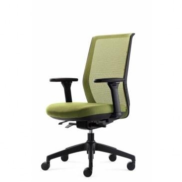 Bowerkt bureaustoel FYC 237 - Synchro 4  FYC 237 Synchro-4 3