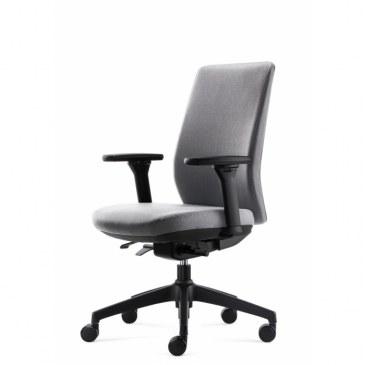 Bowerkt bureaustoel FYC 318 - Synchro 4   FYC 318 - Synchro - 4 1