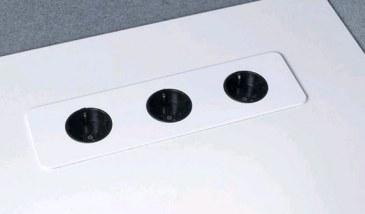 Gotessons Table Top SLIM 3 x stroom  691227 0