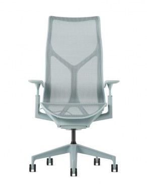 Herman Miller Cosm bureaustoel glacier hoge rug  FLC363 0