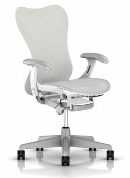 Herman Miller Mirra 2 white bureaustoel MRF133  MRF133AWAF N2 65 BB 98 8M10 0