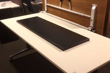 Legbord 116 x 38 x 3 cm  LEGBORD-OUTLET-116 0