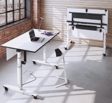 Oka JumpFlex bureau elektrisch hoogte verstelbaar 160 x 80 cm  T00018 2