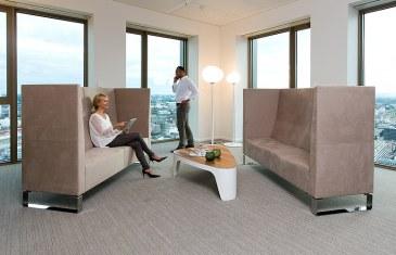 Klöber Concept C loungebank hoge rug  con72 1