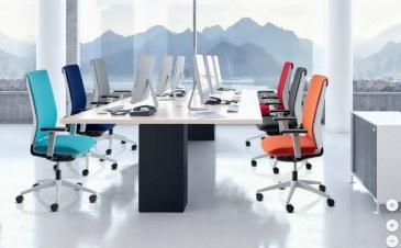 KÖHL TEMPEO WAVE bureaustoel  6500-SL 1