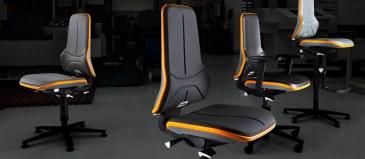 Bimos Neon 9573E ESD stoel  9573E 1