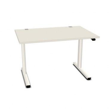 OKA Easy-up bureau elektrisch hoogte verstelbaar 120 x 80 cm  T600100 0
