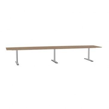 OKA JUMP vergadertafel tonvorm 480 x 120 cm  DL TH731B 0