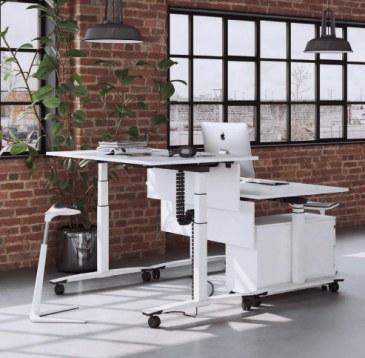 Oka JumpFlex bureau elektrisch hoogte verstelbaar 160 x 80 cm  T00018 0
