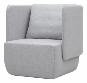 Softline OPERA lounge stoel  2-425 1