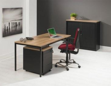 Orange Office Kantinetafel 80 x 60 cm  NLKT60 0