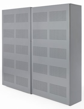 NPO akoestische Schuifdeurkast 192 x 160 x 46 cm  NPO-SDK5OH160 0