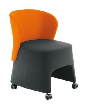 Sesta Blog Tub loungestoel op wielen  BG-311 0