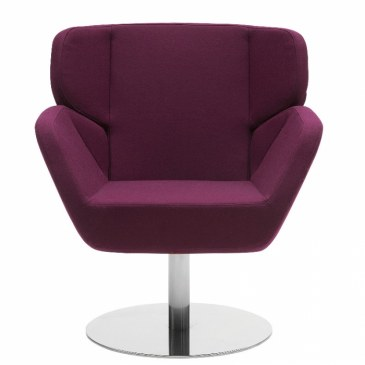 Softline lounge  COSY Wing chair  2-289 0