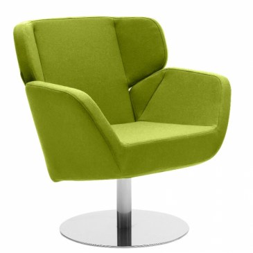 Softline lounge  COSY Wing chair  2-289 1