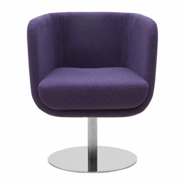 Softline SHELLY lounge stoel  2-582 0
