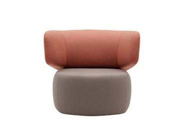 Softline Basel loungestoel  2-449 0