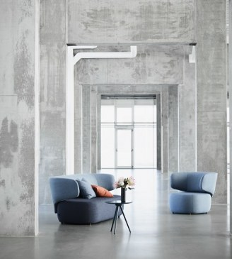Softline Basel loungestoel  2-449 2