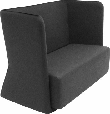 Softline Loungebank Basket Sofa lage rug  2-580 3