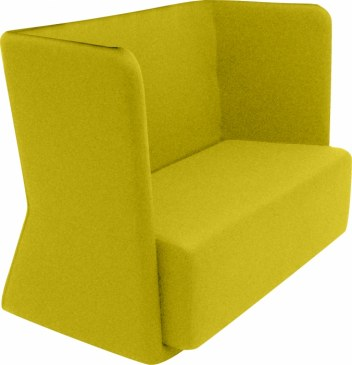 Softline Loungebank Basket Sofa lage rug  2-580 5