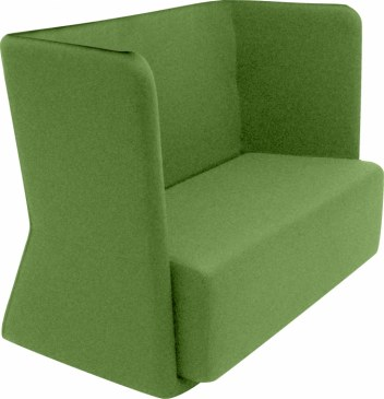 Softline Loungebank Basket Sofa lage rug  2-580 4