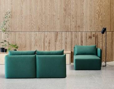 Softline Cape loungestoel  2-465 0
