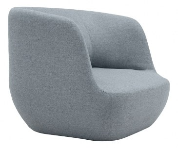 Softline Clay loungestoel   2-481 1