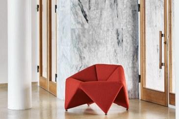 Softline Fold loungestoel   2-431 4