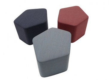 Softline Lake pouf  2-456 1