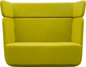 Softline Loungebank Basket Sofa hoge rug  2-581 2