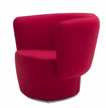Softline VENICE lounge stoel  -296 1
