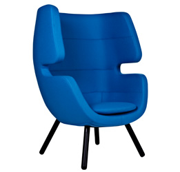 Softline Moai loungestoel  2-430 1