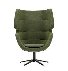 Softline MOAI swivel loungestoel   2-448 0