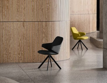 Softline Nuuk loungestoel  2-464 0